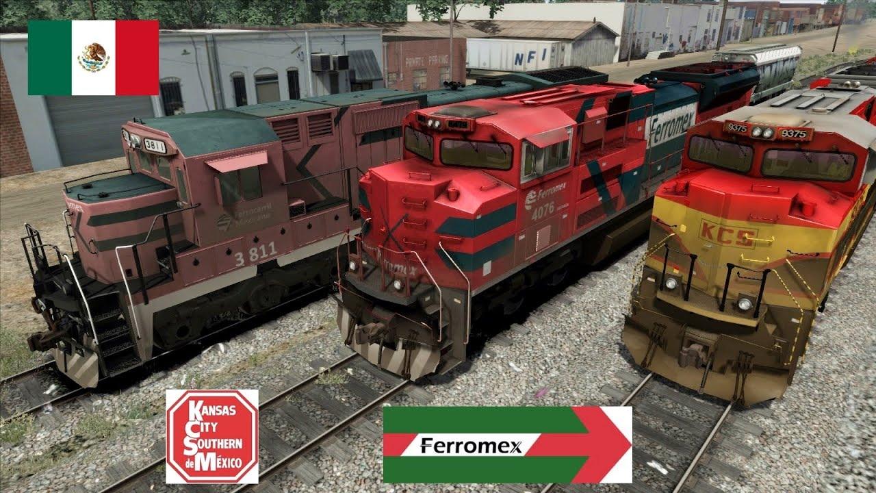 Download Ferromex & KCS Mexico