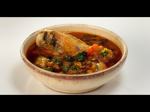 Восточный суп с индейкой | Суповарение