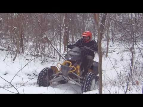 Can Am DS650 Bombardier