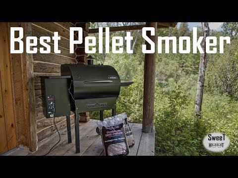 Top 10 Best Pellet Smoker - Best Pellet Grills Review 2018