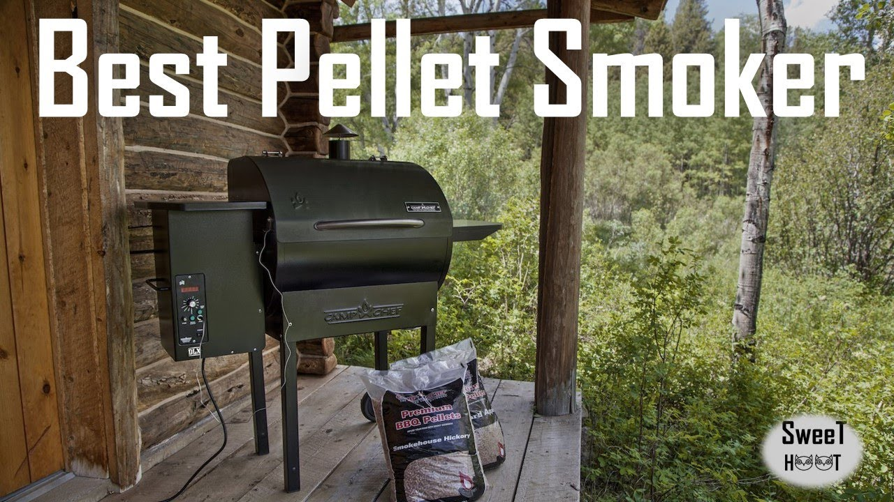 Top 10 Best Pellet Smoker Best Pellet Grills Review 2018