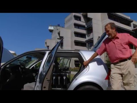 University of California San Diego Electric Car Cross Country Non-Stop