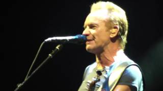 Скачать Sting I Can 39 T Stop Thinking About You 57th Amp 9th Tour Live In Buenos Aires Argentina 2017