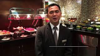 Welcome New Butler Fairmont Gold Makkah 2018.