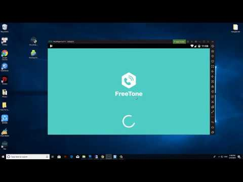 How To Install FreeTone app on PC (Windows 10/8/7) Without Bluestacks