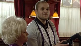 EastEnders - Ricky Champ's Appearance As A Photographer (24th September 2009)