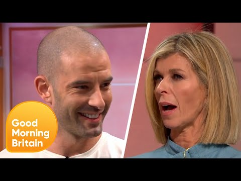 Kate's Gone! World-Famous Illusionist Darcey Oake Makes Kate Disappear | Good Morning Britain
