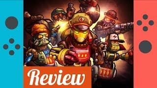 SteamWorld Heist Switch Review