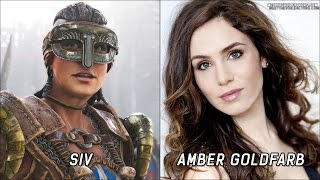 For Honor All Characters And Voice Actors