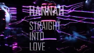 Eurovision 2013 - Slovenia: Hannah - Straight Into Love, teaser