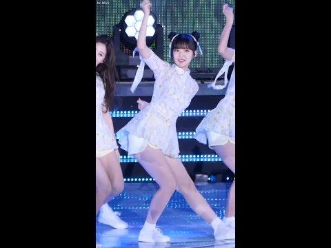 160617 오마이걸 (OH MY GIRL) WINDY DAY [아린] Arin 직캠 Fancam (수원케이팝슈퍼콘서트) by Mera