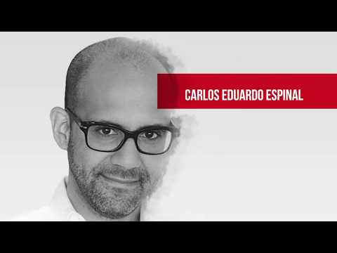 ICOs changed everything and nothing at the same time, Carlos Eduardo Espinal | PODIM 2018