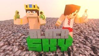 Minecraft SkyBlock -25- İksirlerle Uğraşıyoruz !
