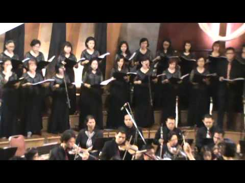 Voice of Joy Jakarta - Battle Hymn of The Republic (Arr. Roy Ringwald)