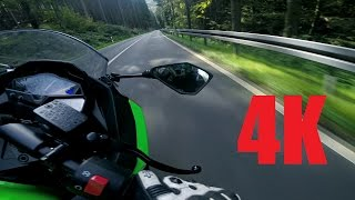Kawasaki Ninja 300 - Am I In Heaven?! 4K