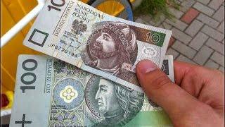 Польские деньги Обмен валют Как поменять деньги