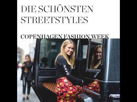 Best-of Streetstyle | Copenhagen Fashion Week SS 2017