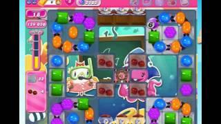 Candy Crush Saga Level 2102  NEW VERSION 30 MOVES