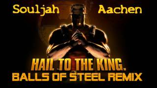 Souljah - Balls of Steel Remix