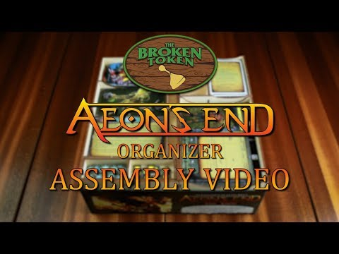 Aeon's End Organizer - Assembly Guide