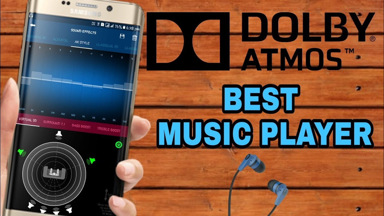 Top 3 Best music players Ever | far better than Dolby atmos | music lovers  will definitely enjoy!!!