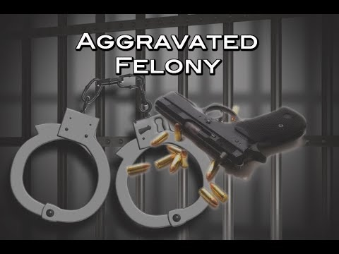 "What is an ""aggravated felony"" in U.S. immigration law?"