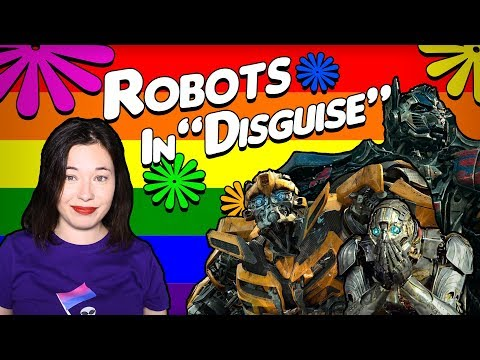 Queering Michael Bay  The Whole Plate Episode 8