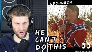 Rapper Reacts to Upchurch Hillbilly!! | FIRST EVER WATCH (MUSIC VIDEO)