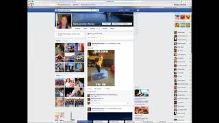 Social Media Stock Footage Facebook