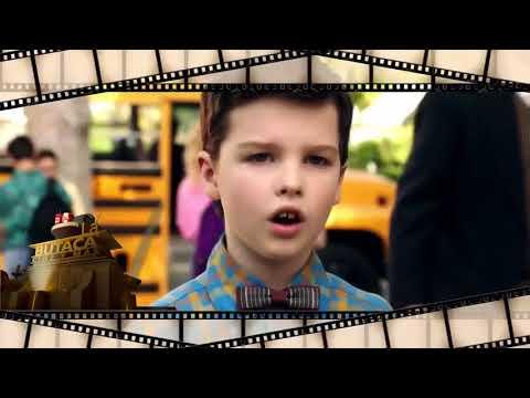 The Big Bang Theory   YOUNG SHELDON trailer