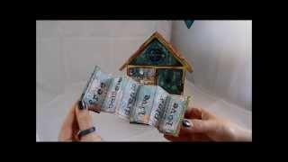 House tour for PaperArtsy