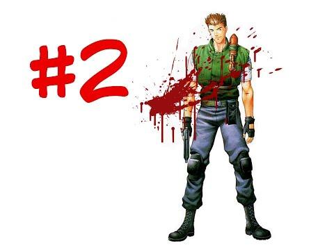 Прохождение Resident Evil (1996) за Криса #2 Бэктрегинг уходи :(