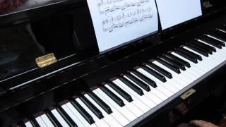 Cras numquam scire - Dantalian no Shoka OP Piano tutorial 1 ダンタリアンの書架 検索動画 47