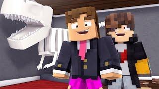 Minecraft - ESQUELETO DE DINOSSAUROS - TERRA NOVA 2 Ep 32 ‹ LOKI ›