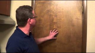 Door Peep Hole - How to Install a Peep Hole - Door Viewer