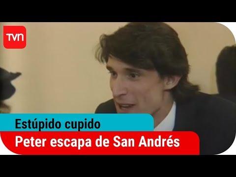¡Peter escapa de San Andrés! | Estúpido cupido - T1E110