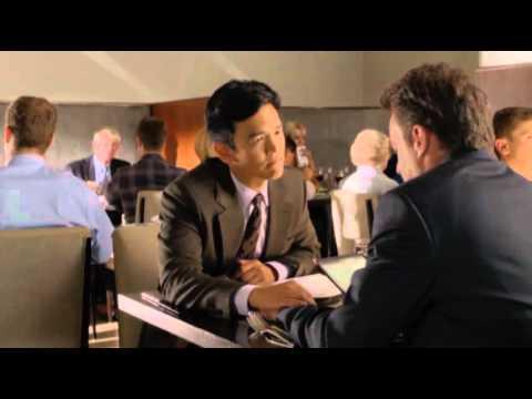 John Cho Swears He's Not Stalking Matthew Perry