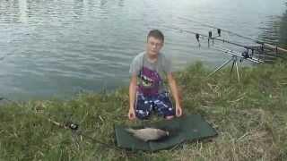 Рыбалка на Пустовиты. (Первый заезд)