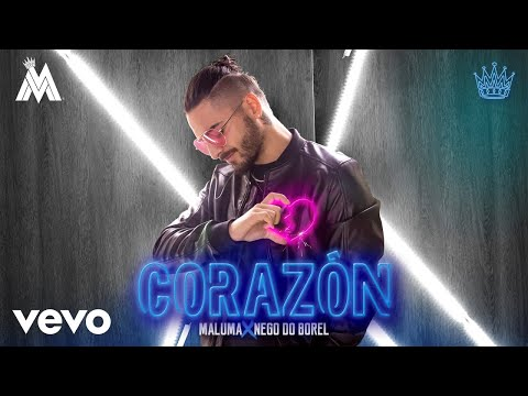 Thumbnail: Maluma - Corazón (Audio) ft. Nego do Borel