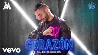 Maluma - Corazón (Official Audio) ft. Nego do Borel