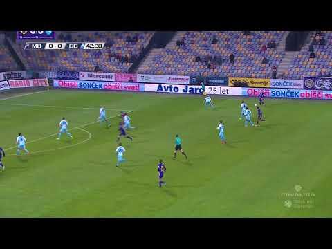 18. krog: Maribor - Gorica 2:1 ; Prva liga Telekom Slovenije 2017/18