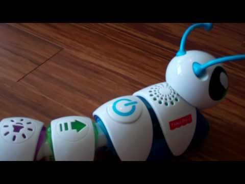 Fisher Price Code-a-Pillar French Blogger Review