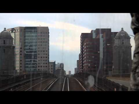 Boston MBTA Red Line cabride