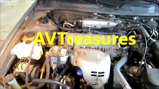 1997 Toyota Camry | Mysterious Antifreeze Loss Solved