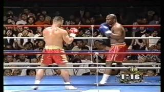 K-1 Classics: Andy Hug vs Maurice Smith ~ アンディ・フグ vs モーリ...