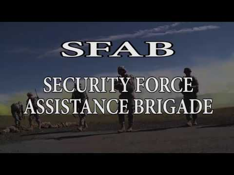 Security Force Assistance Brigade
