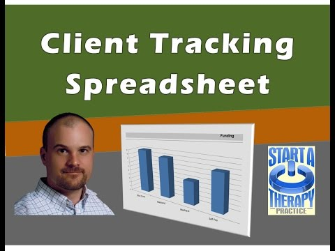 Private Practice Client Tracking Tool