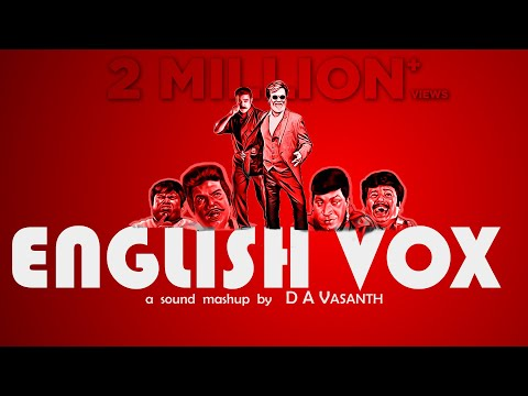 English Vox | All Star Vox | D A Vasanth | Sathish | Isaipettai