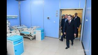 Президент Шавкат Мирзиёев Қашқадарё вилоятида. 2-қисм