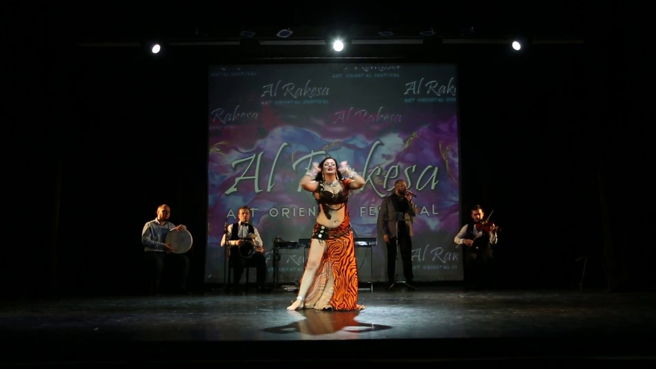 Download Natalia Pavlovskaya, Al Rakesa Festival 2018, El Eih Besalouni